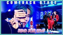 [Comeback Stage]  AB6IX - BLIND FOR LOVE, 에이비식스 - BLIND FOR LOVE Show Music core 20191012