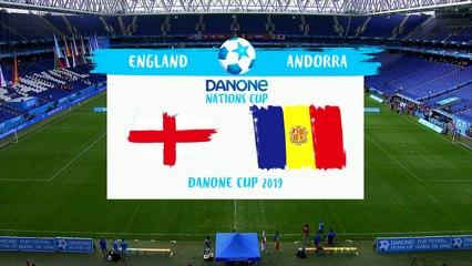 FInales Danone Nations Cup, en directo