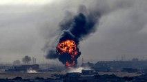 Reuters, Barış Pınarı Harekatı'nı dünyaya bu fotoğraflarla duyurdu
