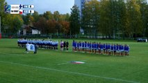 REPLAY FINLAND / CZECHIA - RUGBY EUROPE WOMEN TROPHY 2019/2020