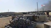 Rasulayn'ın doğusundaki sanayi bölgesi ele geçirildi