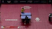 Jun Mizutani vs Liu Dingshuo | 2019 ITTF German Open Highlights (R32)