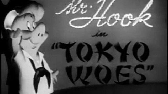 Tokyo Woes [Mr. Hook]