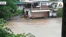 જાપાનમાં 60 વર્ષના સૌથી શક્તિશાળી વાવાઝોડાને લીધે 'સ્કાય ઈઝ પીંક'