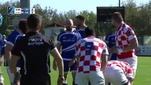 REPLAY CROATIA / ISRAEL - RUGBY EUROPE CONFERENCE 1 SOUTH 2019 / 2020