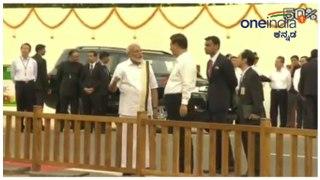 Modi XI Jinping and the Black Dog | Oneindia Kannada