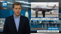 South Korea to buy more F-35s | Defense News Minute, Oct. 11, 2019