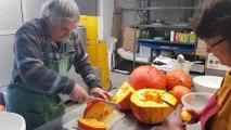 Wintzenheim : La soupe de potimarron de monsieur Cornuet