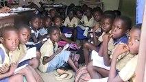 Brazzaville : Une classe avec 398 élèves
