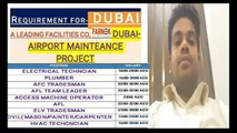 Abroad jobs 2019 interview is going on apply for Saudi Arab jobs selection on interview basis 2019/ USA jobs Mission Abroad/apply for airport job in abroad good salary and other benefits/Abroad jobs VISA PASSPORT issued by company new requirement 2019