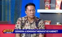DIALOG - Gerindra & Demokrat Masuk? Supratman: Temui Mega, Prabowo Ungkap Kemungkinan Koalisi Tapi…