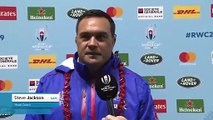 Samoa head coach Steve Jackson on RWC 2019