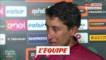 Bernal «Mollema était le plus fort» - Cyclisme - Tour de Lombardie