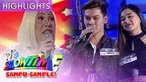 Vice gives advice to couples facing problems | It's Showtime Sampu-Sample