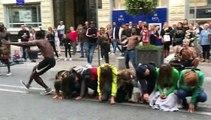 Avignon : il réalise un salto avant par-dessus huit personnes
