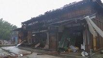 إعصار هاغيبس يقترب من وسط اليابان وتحذير من انهيارات طينية وفيضان أنهر وريح عاتية
