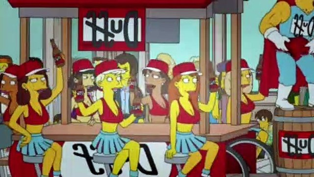 The Simpsons Season 26 Episode 17 Waiting for Duffman