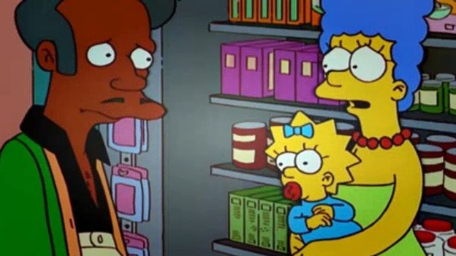 The Simpsons Season 10 Episode 21 - Monty Cant Buy Me Love