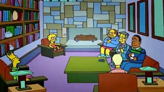 The Simpsons Season 10 Episode 22 - They Saved Lisas Brain