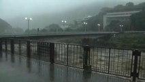 Japan: Taifun soll am Sonntag abziehen