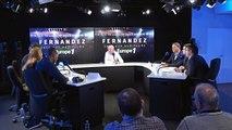"""Saccomano """"La voix du football"""" dixit Luis Fernandez"""