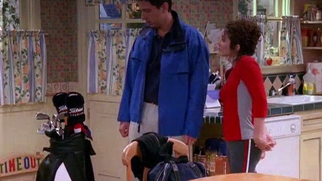 Everybody Loves Raymond S04E08 Debra's Workouts