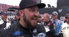 Boyd: Winning at Talladega 'unbelievable'