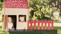 Tendance : une cabane dans son jardin