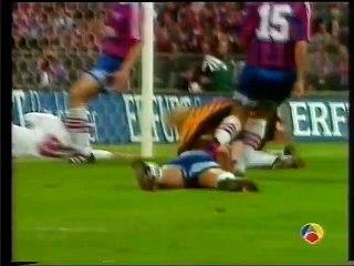 UEFA Cup 1995-96 Finale Hinspiel - Bayern München vs Bordeaux - 2.HZ