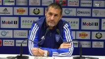 Bastia 2-2 Gallia (1tab3) : Conf. d'après-match de S. Rossi