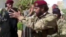 """- Suriye Milli Ordusundan bölge halkına: """"Yalnızca duanızı istiyoruz"""""""