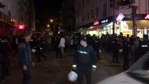 Polise ateş açan zanlı vurularak yakalandı