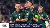 Euro 2020 : l'Italie qualifiée, l'Espagne devra attendre un peu