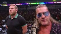 Chris Jericho reveals The Inner Circle - Alle Elite Wrestling