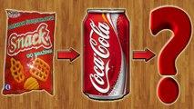 Что будет, если сварить Хворост в Coca-Cola