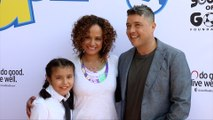 "Judy Reyes and George Valencia ""LaGolda"" Special Short Film Screening Red Carpet"