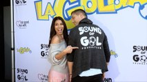 "Roselyn Sanchez and Eric Winter ""LaGolda"" Special Short Film Screening Red Carpet"