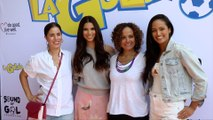 "Ana Ortiz, Roselyn Sanchez, Judy Reyes, Feliz Ramirez ""LaGolda"" Special Short Film Screening Red Carpet"