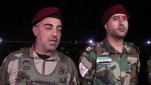 Dha dış -kürt şahinleri tim komutanı: pkk'nın zulmünü bitireceğiz