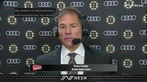 Bruce Cassidy Emphasizes Bruins' Energy In 3-0 Win Vs. Devils