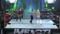 Knockouts Champion Taya Valkyrie w/ Jon E Bravo vs. Havok w/ James Mitchell – Knockouts Championship Match | iMPACT Wrestling