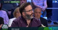 Uno de los mongoles de Ferreras insulta sin freno a Santiago Abascal sin que Iñaki López le diga ni media