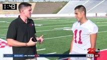 2 Minute Drill: Zach Hernandez