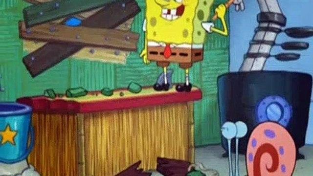 SpongeBob SquarePants Season 9 Episode 32 - Home Sweet Rubble
