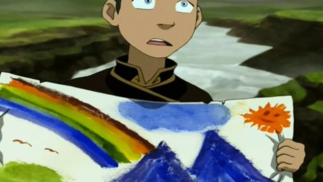 Avatar: The Last Airbender S03E04 Sokka's Master - The Last Airbender S03E04