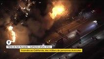 Incendie en Californie : 100 000 personnes évacuées