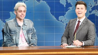 Weekend Update: Pete Davidson on Sexually Transmitted Diseases