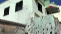 Suruç ilçesi çaykara köyü'ne ayn el arap'tan ateşlenen havan topu düştü 1 hafif yaralı
