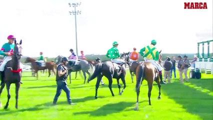Las carreras del Hipódromo de la Zarzuela de Madrid, en directo (2)