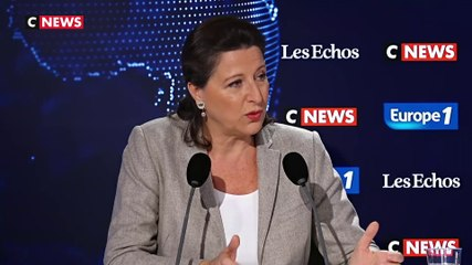 Agnès Buzyn - Europe 1 & CNews dimanche 13 octobre 2019